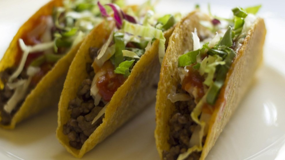 Man dies after competing in California taco-eating contest | WPFO